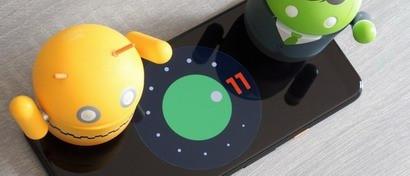 Выпущен Android 11. Что в нем нового? Видео
