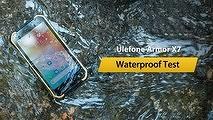 Cверхдешевый смартфон Ulefone Armor X7 в «бронебойном» корпусе и с чипом NFC