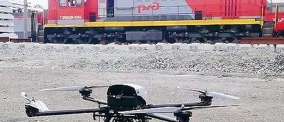 ИС управления дронами РЖД притормозили на неизвестный срок