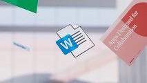Microsoft готовит интерфейс будущего для Word. Изменения будут радикальными