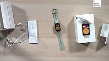 В России появились дешевые смарт-часы Huawei в стиле Apple Watch