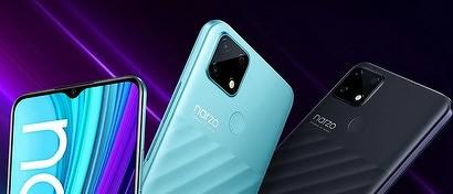 Главный конкурент Xiaomi создал дешевый смартфон, который может работать полтора месяца. Видео