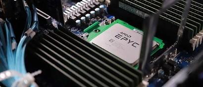 AMD выпустила самые производительные в мире серверные процессоры дешевле Intel
