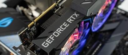 Nvidia на уровне железа запретила добывать криптовалюту на игровых видеокартах. Обойти запрет нельзя