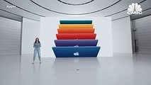Презентация Apple iMac 2021