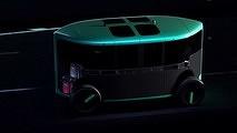 Сбербанк создал собственный электромобиль без руля и педалей