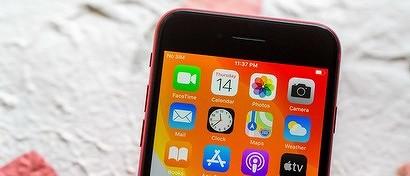 Apple все сломала. Новая прошивка пожирает заряд аккумулятора на всех iPhone. Видео