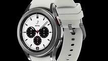 Утечка Galaxy Watch Classic 4