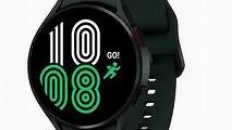 Утечка Galaxy Watch Active 4