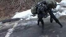 Испытания Boston Dynamics BigDog