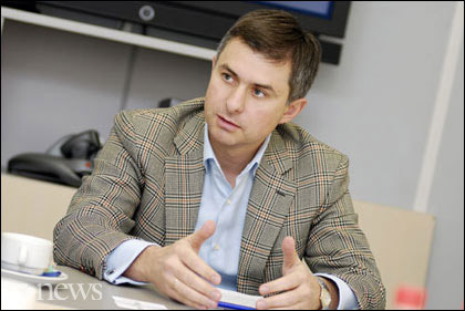 Сергей Канев, вице-президент BCC