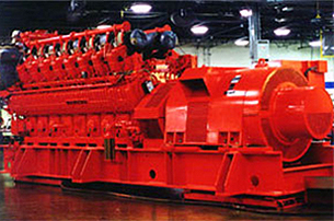 Газопоршневая установка Waukesha серии ATGL