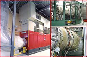 Газотурбинная установка Turbomach серии TBM
