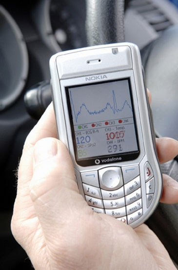 Мобильный  мониторинг состояния пациента