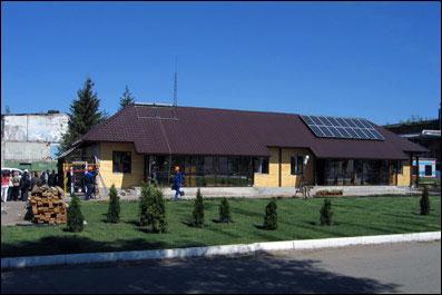 Грин Хаус - казанский энергоэффективный дом