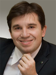 Виктор Орловский, вице-президент Сбербанка