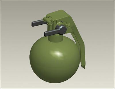 Впервые, практически за 100 лет, было предложено внести изменение в конструкцию ручной гранаты, сделав это...