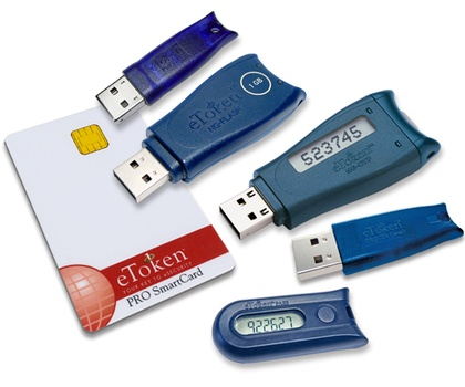 USB-ключи и смарт-карты eToken ГОСТ Подробнее: http://retail.cnews.ru/reviews/index.shtml?2012/07/06/495635
