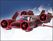 Серийный летающий автомобиль: старая мечта превращается в реальность