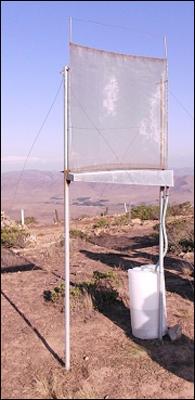 Найден способ получать много пресной воды из воздуха