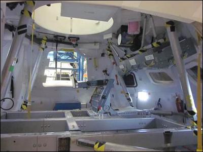Запуск космического корабля Orion состоится в 2014 году