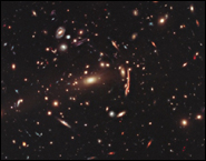 Потерянная масса галактик найдена