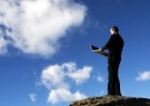 Облака растут, пока ИТ-рынок стагнирует