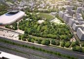 Как создавалась инфраструктура квартала «ВТБ Арена парк»