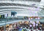 Аэропорт Хитроу экономит 3 млн фунтов в год с интернетом вещей