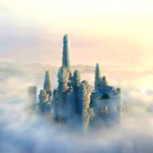 Китайцы будут строить город-небоскреб будущего