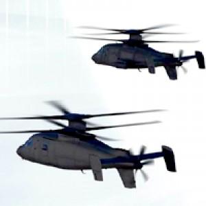 Sikorsky представил вертолет будущего S-97