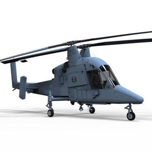 Беспилотный вертолет придет на помощь пожарным