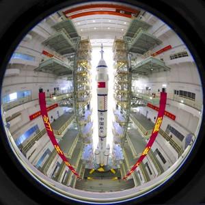 Европейцы отправят астронавта на китайскую станцию