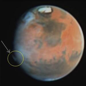 Загадочные высотные облака на Марсе ждут миссию ЕКА