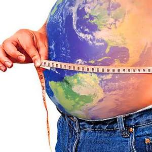 Микробы помогут справиться с ожирением