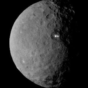 Карликовая планета Церера озадачила ученых