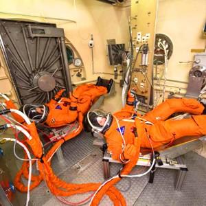 Длительный полет лишит космонавтов ума