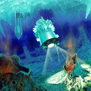 Лазерный робот готовится бурить льды других планет