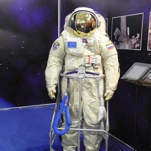 Новый российский скафандр отправляется на МКС