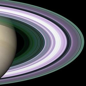 Решена математическая загадка колец Сатурна