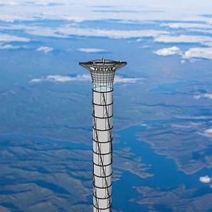 Космодром-башня высотой 20 км сделает космос ближе