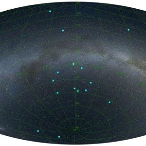 Невероятное кольцо сигналит нам из глубин Вселенной