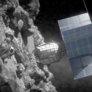 Американцы захватят рынок космической добычи?