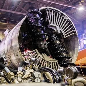 Уникальный российский геоход проверяют в работе