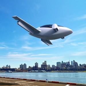 ЕКА намерено вывести на рынок летающий автомобиль к 2018 г.