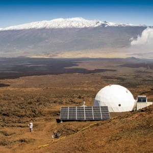 Моделирование жизни на Марсе: эксперимент прошел успешно