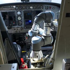 Второго пилота заменят роботом