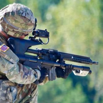 «Умное» оружие исправляет ошибки стрелка еще до выстрела