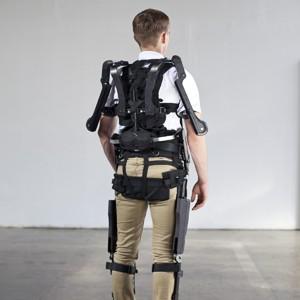 Экзоскелет MAX облегчает физический труд