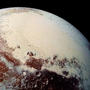 Загадочный лед на Плутоне: столкновение с Хароном ни при чем